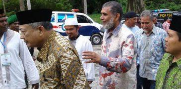 Peresmian ICM Raja Ampat Oleh Menteri Agama