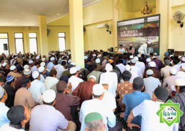 Safari Dakwah Ustad DR. Syafiq Reza Hasan Basalamah, MA