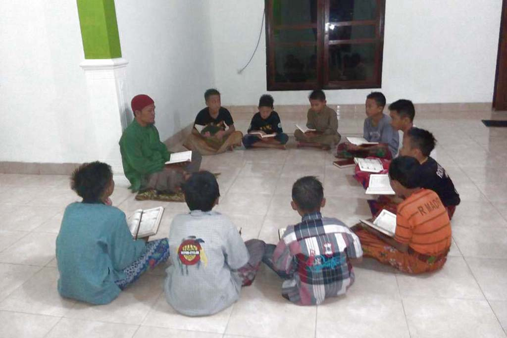 Tahfiz anak di Konsel (2)