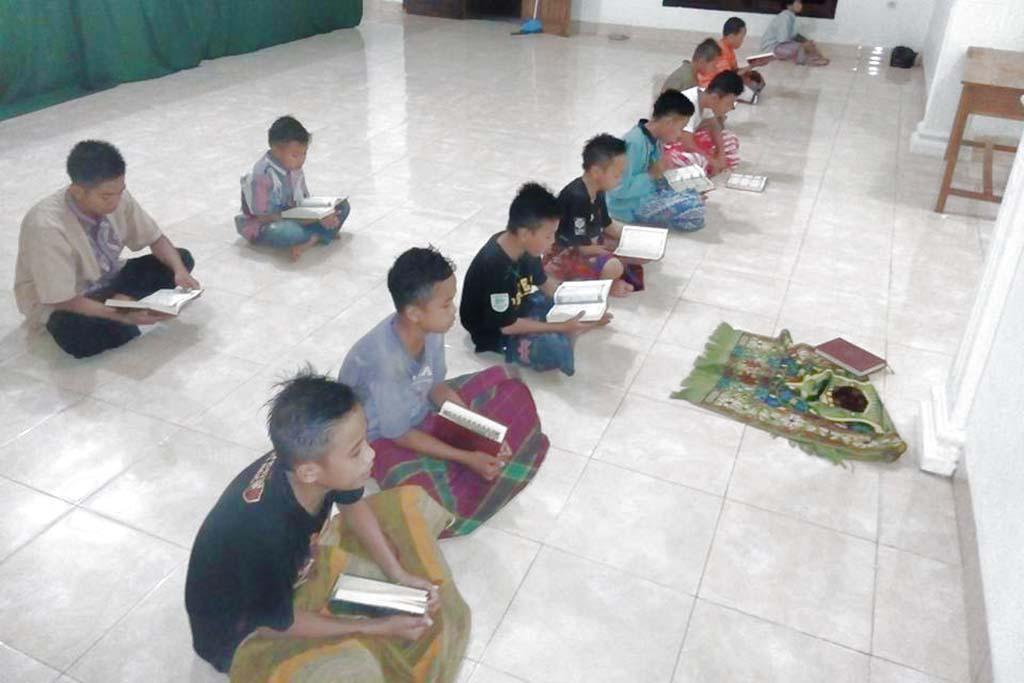 Tahfiz anak di Konsel (3)