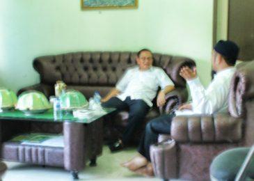 Kunjungan Bupati Kolaka Timur (Koltim) di Kantor ICM Kendari