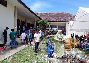 Islamic Center Mu'adz Bin Jabal (ICM) Cabang Wakatobi Gelar BAKSOS