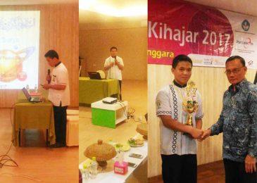 Siswa SMP-TQ Muadz Bin Jabal Meraih  Juara I Dalam Lomba Kuis Kihajar Tingkat Prov. SulTra, dan Mewakili SulTra di Tingkat Nasional