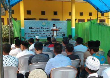 """Khutbah """"Ta'aruf"""", dari ICM Konawe Selatan untuk Para Santri dan Santriwati Baru"""