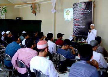 """""""Seminar Sehari"""" Kaidah-kaidah Penting Dalam Amar Ma'ruf Nahi Mungkar"""
