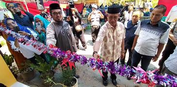 """""""Proyek Akhirat"""", Wakil Gubernur SULTRA 'lagi' Meresmikan 8 Rumah Layak Huni untuk Kaum Dhuafa"""